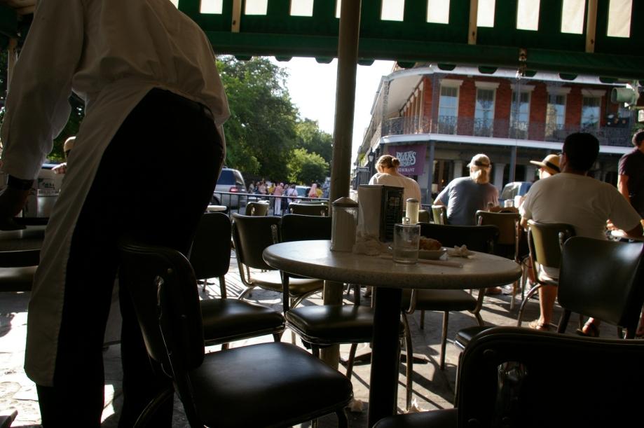 Cafe De Monte, New Orleans