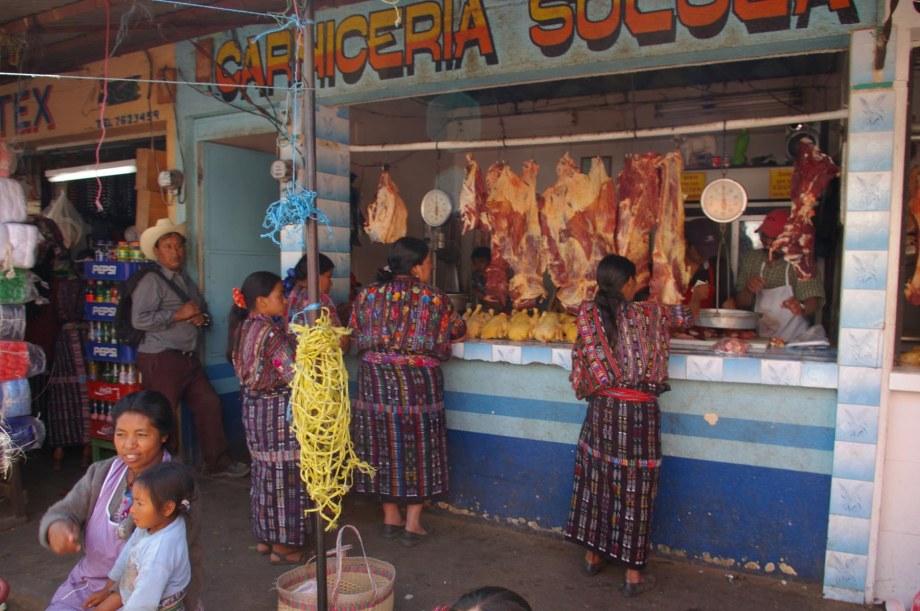 Maya market